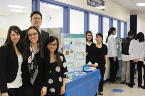 Fourth semester students in Oxford College's Dental Hygiene program hosted a table clinics presentation last month, where they explained the various alternative career paths for dental hygienists. As part of...