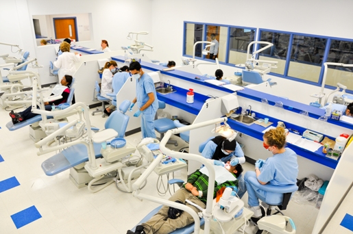 Dental Hygienist college subjects uk